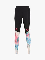 Bjorn Borg Calina Training Tights Pink