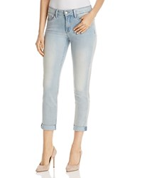 Nydj Alina Cuffed Ankle Jeans In Cote Sauvage