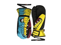 Celtek Trippin Gloves Hyper Viper Snowboard Gloves Multi