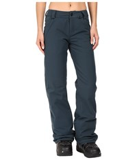 Volcom Snow Battle Stretch Pants Grey Women's Casual Pants Gray