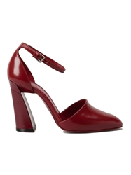 Marni 'Mary Jane' Pumps Red