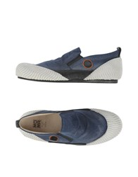 Moma Footwear Low Tops And Trainers Men Blue