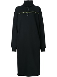 G.V.G.V. Authentic Sweat Dress Black