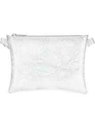 Luisa Cevese Riedizioni Metallic Thread Shoulder Bag