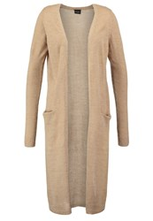 Vila Riva Cardigan Dusty Camel