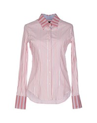 Massimo Rebecchi Shirts Shirts Women Red