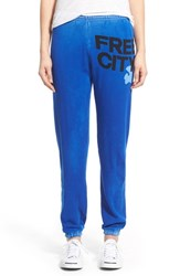 Women's Freecity 'Feather Glasswash' Sweatpants