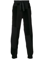 Christopher Raeburn Jersey Trousers Black