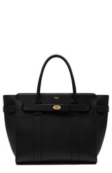 Mulberry Bayswater Zipped Leather Satchel