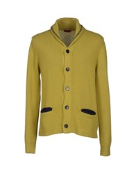 Gallo Knitwear Cardigans Acid Green
