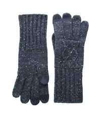 Pendleton Cable Gloves Blue Mix Extreme Cold Weather Gloves