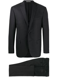 Corneliani Fitted Two Piece Suit 60