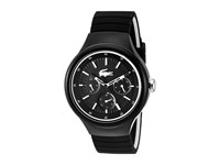 Lacoste 2010870 Borneo Black White Watches