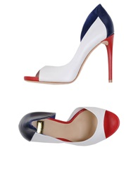 Guess By Marciano Sandals White