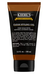 Kiehl's Since 1851 Grooming Solutions Clean Hold Styling Gel No Color
