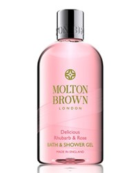 Delicious Rhubarb And Rose Bath And Shower Gel 300 Ml Molton Brown