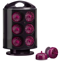 Babyliss 3663U Curl Pods Heated Curlers Black Pink