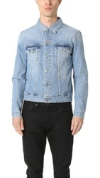 Harmony Dimitri Denim Jacket Light Blue