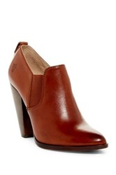 Frye Remy Chelsea Shootie Red