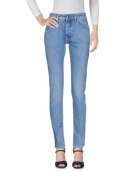 Palm Angels Jeans Blue