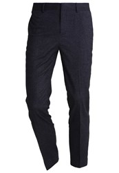 Your Turn Suit Trousers Mottled Grey