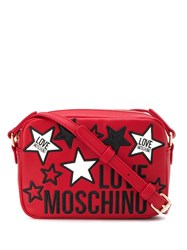 Love Moschino Star Embellished Camera Bag 60