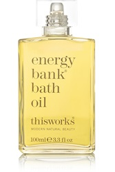 This Works Energy Bank Bath Oil 100Ml