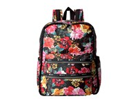 Le Sport Sac Functional Backpack Romantics Black Backpack Bags Multi
