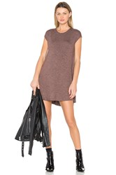 Riller And Fount Polly Mini Dress Brown