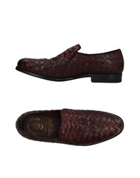 Alexander Hotto Loafers Dark Brown