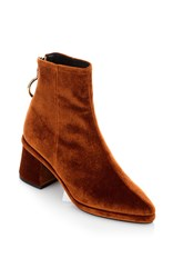 Reike Nen Ring Slim Ankle Boot Brown