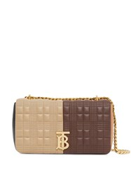 Burberry Small Quilted Colour Block Lola Bag 60