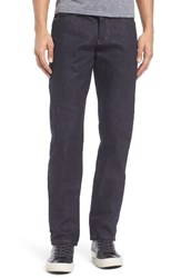 Naked And Famous Men's Denim Weird Guy Slim Fit Selvedge Jeans