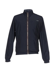 Guess By Marciano Jackets Dark Blue