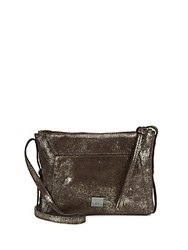 Kooba Marlowe Mini Crossbody Bag Gunmetal