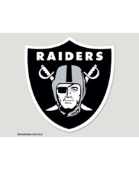 Wincraft Oakland Raiders 8' X 8' Die Cut Decal Team Color