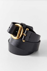 Urban Outfitters Toggle Belt Black