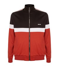 Givenchy Colourblock Sports Jacket Male Black