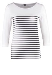 S.Oliver Long Sleeved Top Weiss White