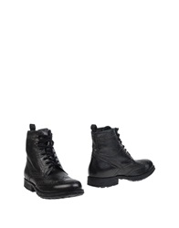 Cult Ankle Boots Black
