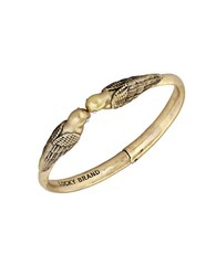 Lucky Brand Sun Kissed Moments Goldtone Kissing Bird Cuff Bracelet