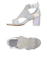 Miista Footwear Sandals Women Ivory