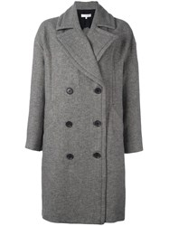 Iro 'Syday' Coat Grey