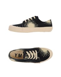 Ymc You Must Create Footwear Low Tops And Trainers Women Dark Blue