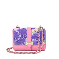 Aspinal Of London Letterbox Chain Bag Blossom