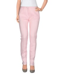 Msgm Trousers Casual Trousers Women Pink