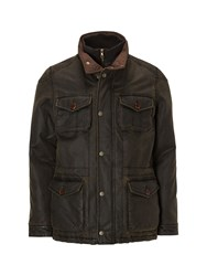 White Stuff Woodland Field Jacket Brown