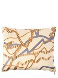 Arico Roccia Pillow Exclusively For Lvr Multicolor