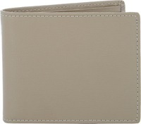 Barneys New York Billfold With Id Flap Yellow