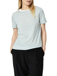 Selected Femme My Perfect T Shirt Grey Mist